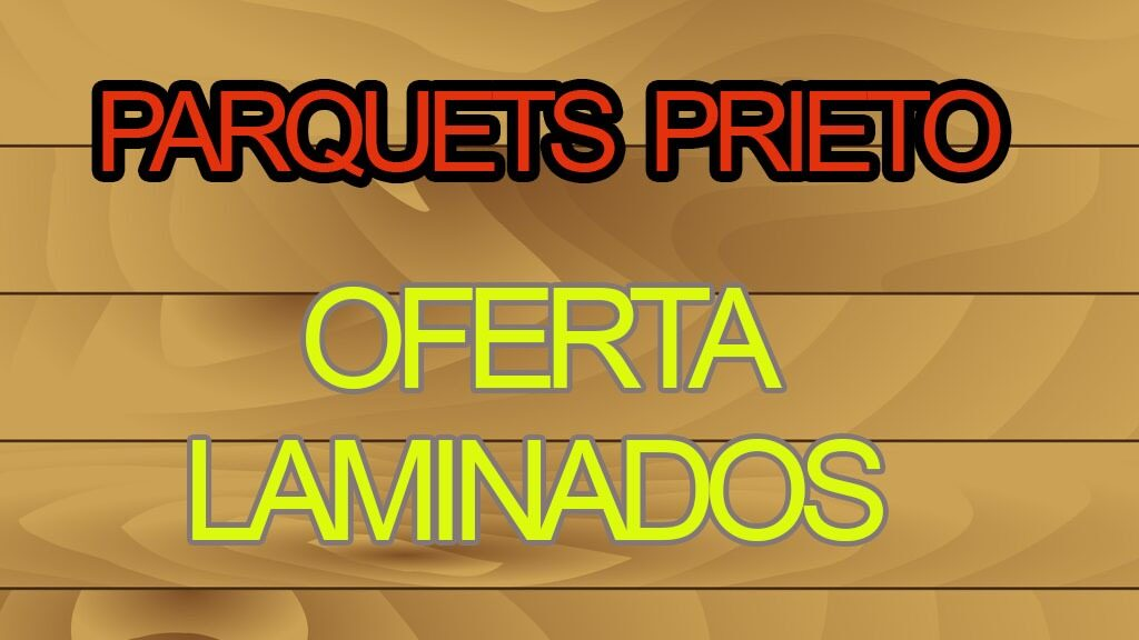 OFERTA LAMINADOS