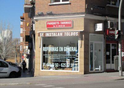 Tienda Parquets Prieto