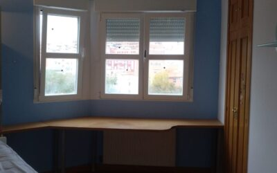 Reforma en pintura y ventanas